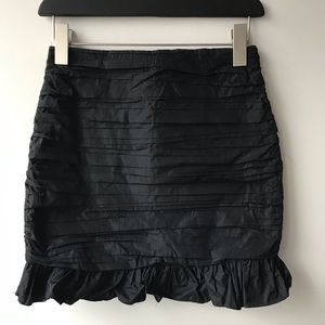 Zara Woman Black Layered Skirt 💞